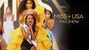 Miss USA 2020 FULL SHOW Miss Universe ...