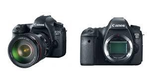 canon eos 6d the est full frame