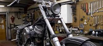 motorcycle frame repair