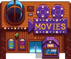 theater stardew valley wiki