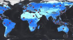 OMS não fala em pandemia, apesar do alcance do novo coronavírus ...