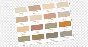 color chart paint interior design
