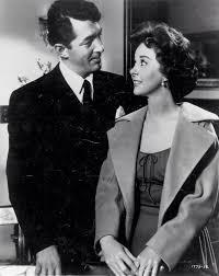 """Dean Martin and Susan Hayward in """"Ada""""   Dean martin, Susan hayward, Singer"""