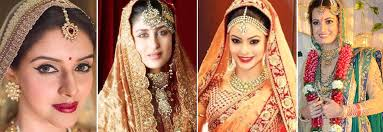 face makeup for indian brides