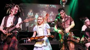 Abney Park (Steampunk), Airship Pirates, Live Concert, San Francisco,  Burton's Wonderland Ball - YouTube