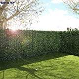 Top 10 Faux Ivy Privacy Fences Of 2020 Best Reviews Guide