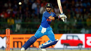 virat kohli batting in cricket world