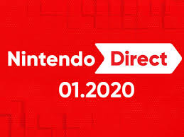 Nintendo Direct January 2020: Four new ...
