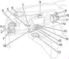 09 18 toyota avensis t270 fuse diagram