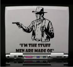 John Wayne Quotes Sticker Quotesgram