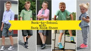 Back To School Style With Rack Room Shoes Mom Generations Stylish Life For Moms