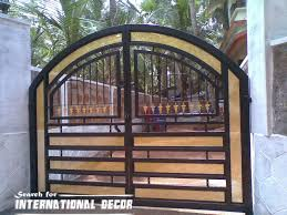 Choice Of Gate Designs For Private House And Garage