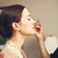 makeup mistakes brides make bridalguide