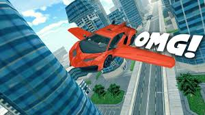 flying car simulator games for android