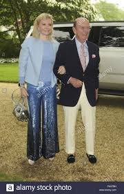 Nicky Hilton, Wilbur Ross, and Beth Stern attend the Evelyn Alexander's  Wildlife Rescue Center's 12th.Annual Get Wild Benefit at the private estate  of Joan and Bernard Carl in Southampton. Featuring: Hilary Geary