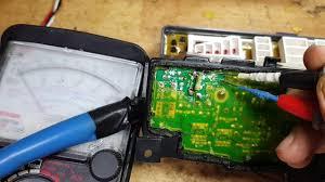 Lỗi Eb4 Toshiba máy giặt inverter p2, dạy sửa board máy lạnh, dạy ...