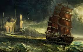 wallpaper v 2 2 jpeg ux 27 pirate ship