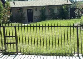 J J Fence Wrought Iron Fence Gallery Iron Fence Installation Los Angeles County Ca