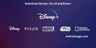 Download Disney+ app for Apple iOS, Fire TV Sticks, Xbox One, PlayStation  4, Samsung Smart TV, Chromebooks, and Android