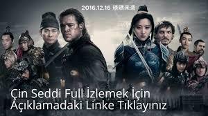 Çin Seddi Full İzle - YouTube