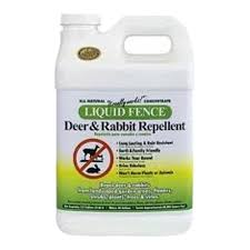 Liquid Fence Repellent Deer Rabbit Repellent Siteone