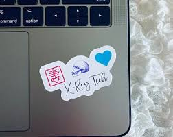 Radiology Decal Etsy
