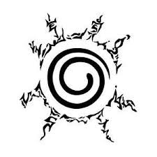 Naruto Seal Of Naruto Anbu Anime Tokio Vinyl Decal Sticker Logo Symbol Mymonkeysticker Com