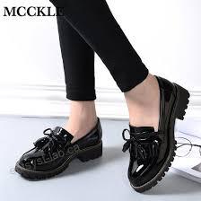 mcckle women low heels autumn woman