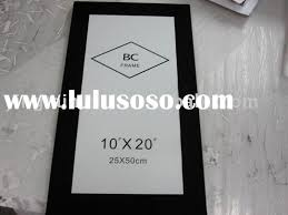 picture frames glass manufacturers