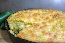 Crawfish Jalapeno Cornbread - This Ole Mom