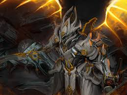 warrior art chroma warframe