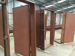 Astm A588 Corten Steel Plate Fence Planter Suppliers And Manufacturers China Factory Gnee