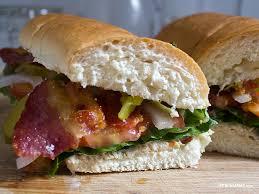 tuna and bacon sandwich recipe