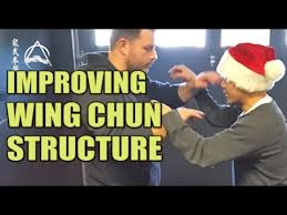 How to Develop Strong Structure - Adam Chan - Wing Chun Vancouver - YouTube