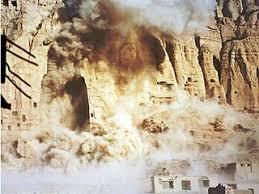 Задача восстановления разрушенных талибами статуй Будды в Бамиане ...