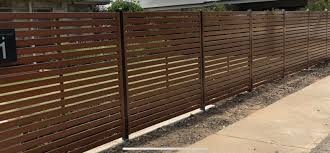 Discounted A Grade Slat Fence Panels Brand New Most Colors Avail Building Materials Gumtree Australia Salisbury Area Salisbury South 1163425752