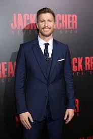 "Patrick Heusinger Photos Photos: ""Jack Reacher: Never Go Back"" New ..."