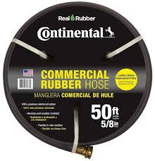 50 ft commercial water hose 5 8 in