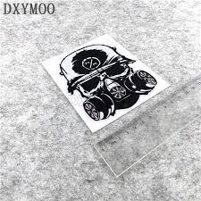 Decals Stickers Vinyl Art Home Garden Metallica Skull Car Bumper Sticker Decal 3 Or 5 Adrp Fournitures Fr