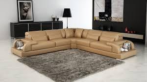 modern large leather sofa corner suite