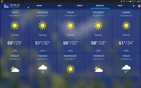 apk free weather android app
