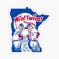 Minnesota Twins Stickers Redbubble