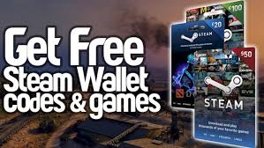 earn free steam wallet codes gift