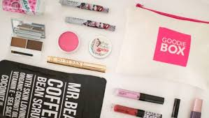 goobox beauty delivered to your