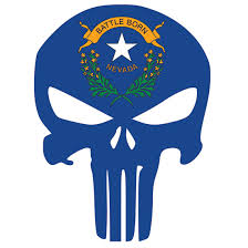 Eventflags Flags Banners And Custom Printed Bladesblue Battle Born Punisher Decals