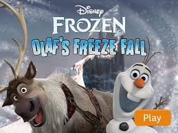 frozen games disney lol