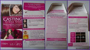 casting creme gloss hair color