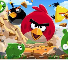 Invitaciones De Cumpleanos Personalizadas Angry Birds X 5