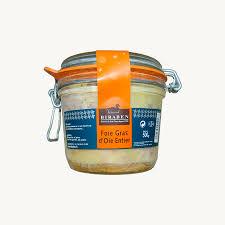 foie gras d oie entier bocal 500g