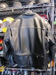 harley fxrg leather jacket women